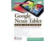 Google Nexus Tablet for Seniors Studio Visual Steps (Corporate Author)