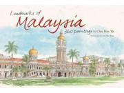 Landmarks of Malaysia Chin, Kon Yit (Artist)/ Bane, Lim Take (Introduction by)