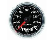 Auto Meter 3857 GS Electric Transmission Temperature Gauge