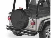 Bestop 61028-15 Spare Tire Cover