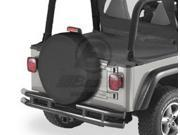 Bestop 61031-15 Spare Tire Cover