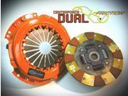Centerforce DF517031 Centerforce Dual Friction Clutch Kit