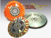 Centerforce DF444440 Centerforce Dual Friction Clutch Kit