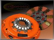 Centerforce DF009035 Centerforce Dual Friction Clutch Kit