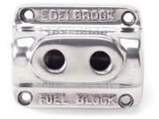 Edelbrock 12801 Fuel Distribution Block