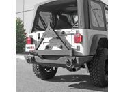 Rugged Ridge 11546.42 Xtreme Heavy Duty Tire Carrier Rear