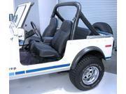 Rugged Ridge 13401.01 Standard Replacement Seat