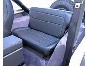 Rugged Ridge 13462.01 Fold And Tumble Rear Seat