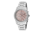 Invicta Women's Angel Chronograph Pink Mother Of Pearl Stainless Steel