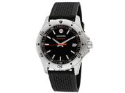 Movado 2600099 Series 800 Black/Orange Dial Men's Watch