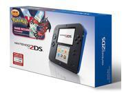 Nintendo 2DS Handheld Gaming System with Pokemon Y Blue