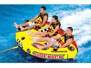 SportsStuff 53-2173 Sidekick 3 Inflatable Tube