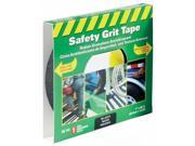 Incom Manufacturing 1in. X 60ft. Black Gator Grip Anti Slip Safety Grit Tape  RE141 - Pack of 60