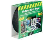 Incom Manufacturing 2in. X 60 Black Gator Grip Anti Slip Safety Grit Tape  RE142 - Pack of 60