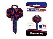 Siskiyou SportsBSK080 Schlage Key- Mets