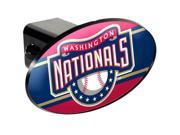 Great American Products GAP-HCC2161 Washington Nationals MLB Trailer Hitch Cover