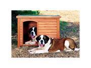 Precision Pet 2701-2MEDIUM Extreme Log Cabin - Medium - 45.5 x 26.5 x 27.5 Inch