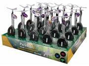 Northern International 20 Count Assorted Paradise Solar Light Sticks  GL23127AS - Pack of 20