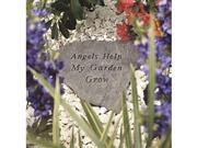 Kay Berry- Inc. 65920 Angels Help My Garden Grow - Garden Accent - 14.5 Inches x 12 Inches