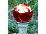 Echo Valley 10in. Red Gazing Globe  8105 - Pack of 2