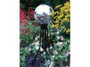 Echo Valley 25in. Wrought Iron Low Profile Globe Stand  4061 - Pack of 2