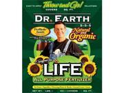 Dr. Earth DRE7002 Dr Earth Life All Purpose Pelletized Fertilizer 25-pound