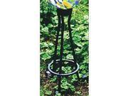 E-V Victorian Globe Stand Black for 10 Inch -14 Inch  Globes