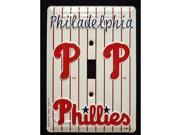 Philadelphia Phillies Light Switch Covers (single) Plates LS10037