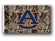 Bsi Products 95445 3 Ft. X 5 Ft. Flag W/Grommets - Realtree Camo Background - Auburn Tigers