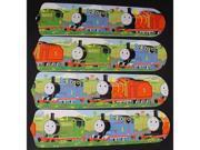 Ceiling Fan Designers 42SET-KIDS-TTETP Thomas Tank Engine Train Percy 42 in. Ceiling Fan Blades Only