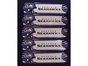 Ceiling Fan Designers 52SET-NFL-SEA NFL Seattle Seahawks Football 52 In. Ceiling Fan Blades OnlY