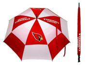 Team Golf 30069 Arizona Cardinals 62 in. Double Canopy Umbrella