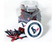 Team Golf 31151 Houston Texans 175 Tee Jar