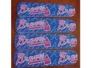 Ceiling Fan Designers 42SET-MLB-ATL MLB Atlanta Braves Baseball 42 In. Ceiling Fan Blades Only