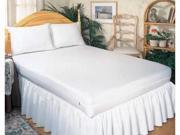 Complete Medical 7442B 60x80x9 Mattress Protector-Contour - Queen