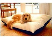 Majestic Pet 788995651420 30x40 Medium Rectangle Pet Bed- Blue