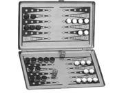 Ruda Overseas 217 Metal Backgammon Set