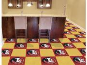 Fanmats 8533 Florida State University Carpet Tiles