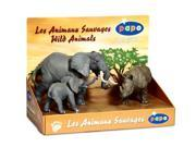 Papo 80002 Display Box Wild Animals 3