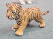 Papo 50021 Wild Animal Tiger CUB Figure