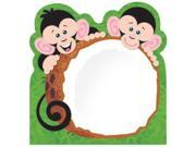 TREND ENTERPRISES INC. T-72080 MORE MONKEY MISCHIEF NOTE PADS