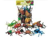 Wild Republic WR64092 Polybag Insect 10 Pieces