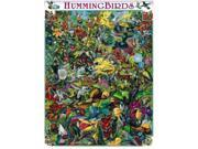 Hummingbirds Puzzle by White Mountain