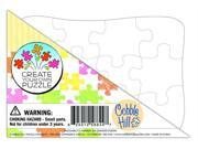 Outset Media 58844 Create Your Own Puzzle 5''x7''