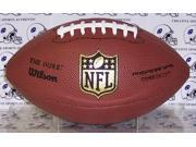 Creative Sports Enterprises WILSON-F1825-NFLREP Wilson NFL Composite Replica Game Model Football - F1825