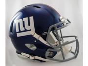 Creative Sports Enterprises RDRSA-GIANTS New York Giants Riddell Speed Revolution Full Size Authentic Proline Football Helmet