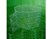 Majestic Pet 788995022480 48 in. Extra Large Exercise Kennel Pen