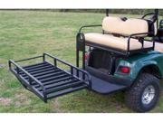 Great Day, Inc. HNR1000ATV/UTV Hitch-N-Ride - with Z Bar - 7 in. rise - Hitch Receiver Cargo Carrier - 2 in. - Black