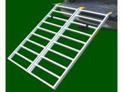 "Great Day LL46717 46"" - 23"" x 71"" x 4.5"" Load-Lite Bi-Fold Loading Ramps"