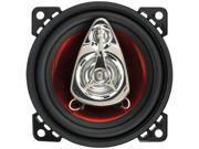 Boss Audio Ch4230 Chaos Series Speaker - 4 Inch&#59; 3-Way Speaker